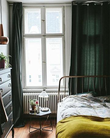 kleurentrends raamdecoratie 2018