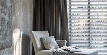 Gordijn In Kozijn : Raamdecoratie voor de schuifpui mrwoon raamdecoratie