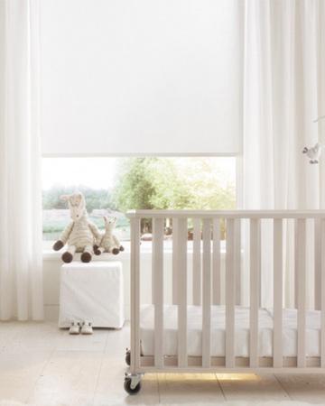 Gordijnen in de kinderkamer welke kies je mrwoon for Gordijnen babykamer mintgroen