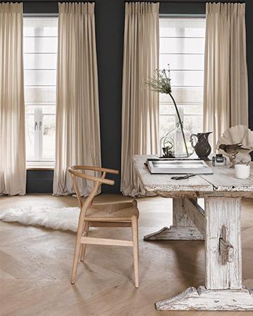 Vouwgordijnen, ideaal voor ieder interieur - MrWoon Raamdecoratie