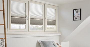 EasyClick, raamdecoratie zonder boren - MrWoon Raamdecoratie
