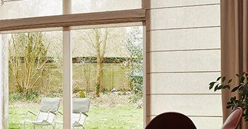 Raamdecoratie Openslaande Deuren : Deuren en raamdecoratie wat is mogelijk? mrwoon raamdecoratie