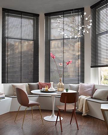 de beste raamdecoratie voor erkers mrwoon raamdecoratie