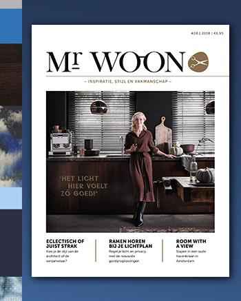 MrWoon magazine najaar 2018