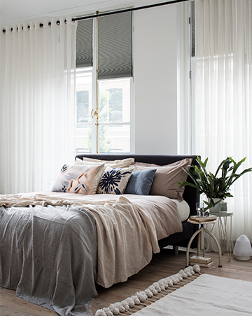 Nieuwe Blog Tips Voor Een Donkere Slaapkamer Mrwoon Raamdecoratie