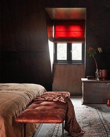 Make Over Slaapkamer Toppoint Vouwgordijn In Solution